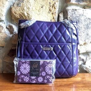 Grace Adele Purse and Wallet